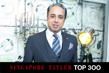 Johnny Manglani in the Top 300 Power Elite List 2015